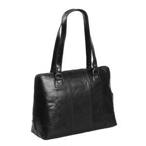 The Chesterfield Brand Resa Schoudertas black Damestas