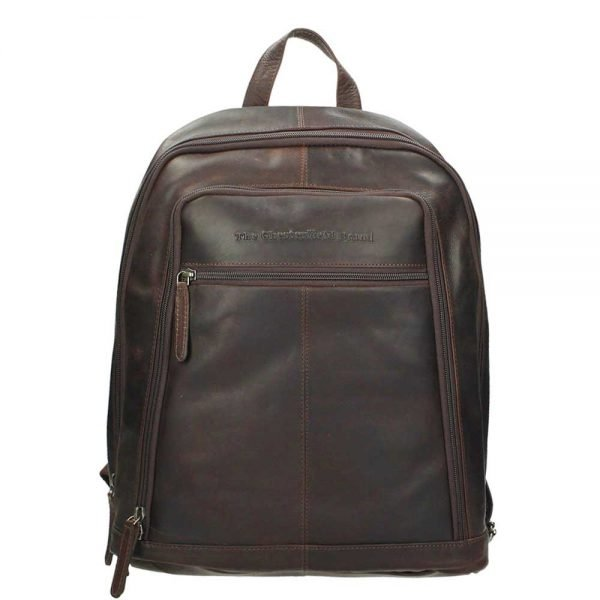The Chesterfield Brand Rich Laptop Backpack brown2 backpack