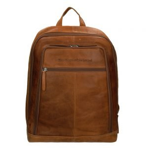 The Chesterfield Brand Rich Laptop Backpack cognac2 backpack