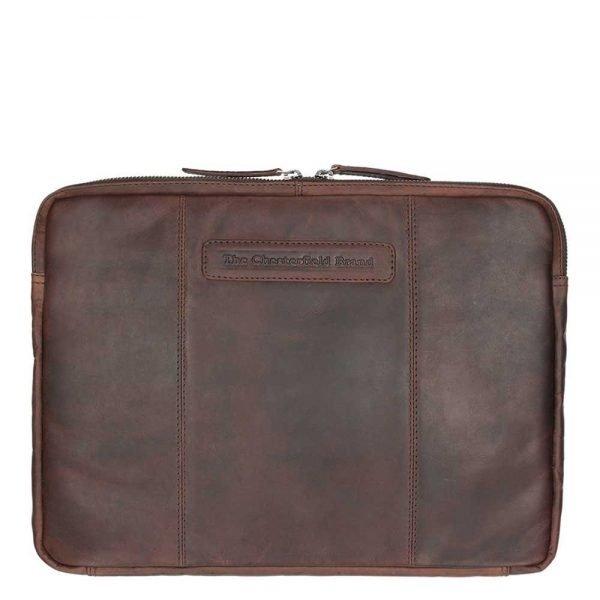 "The Chesterfield Brand Richard Laptop Sleeve 13"" brown Laptopsleeve"