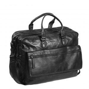 The Chesterfield Brand Rowan Laptopbag black