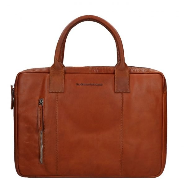 """The Chesterfield Brand Specials 15.6"""" Laptopbag cognac"""