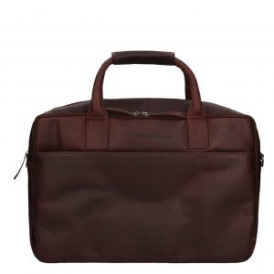 "The Chesterfield Brand Specials 17"" Laptopbag brown"