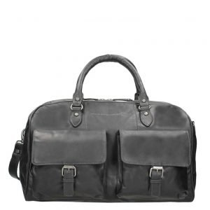 The Chesterfield Brand Wesley Travelbag black Weekendtas