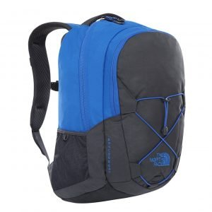 The North Face Groundwork Backpack monster blue / ashpalt grey