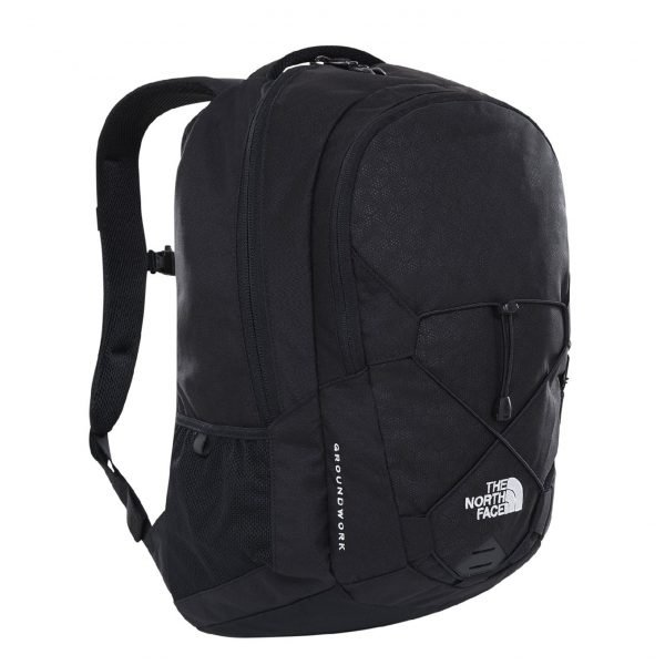 The North Face Groundwork Backpack tnf black