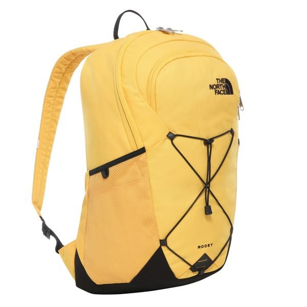 The North Face Rodey Backpack tnf yellow / tnf black backpack