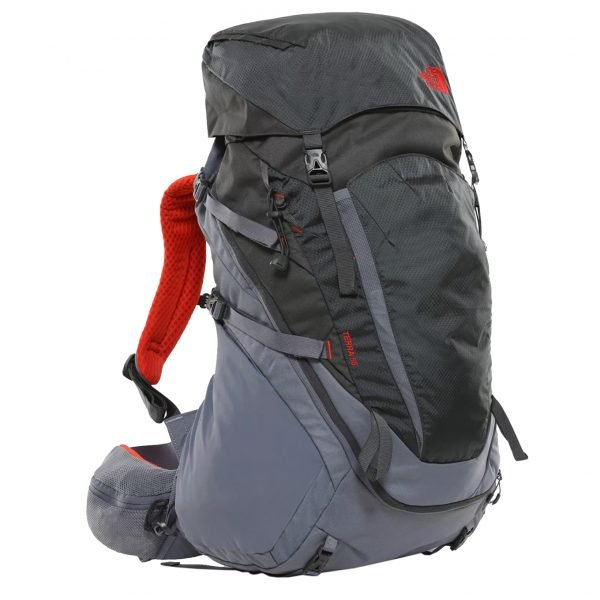 The North Face Terra 55 Backpack L/XL grisaille grey / asphalt grey backpack