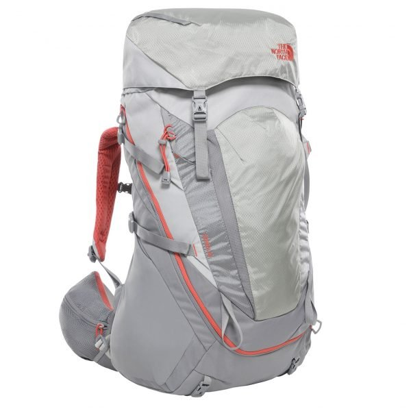 The North Face Terra 55 Women's Backpack M/L high rise grey / mid grey backpack