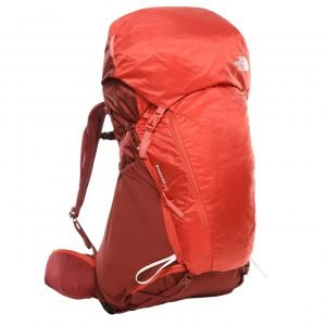 The North Face Womens Banchee 50 Backpak M/L barolo red / sunbaked red backpack