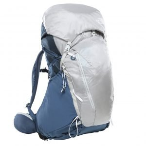 The North Face Womens Banchee 50 Backpak M/L shady blue / high rise grey backpack