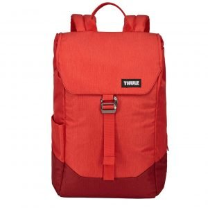 Thule Lithos Backpack 16L lava/red feather backpack