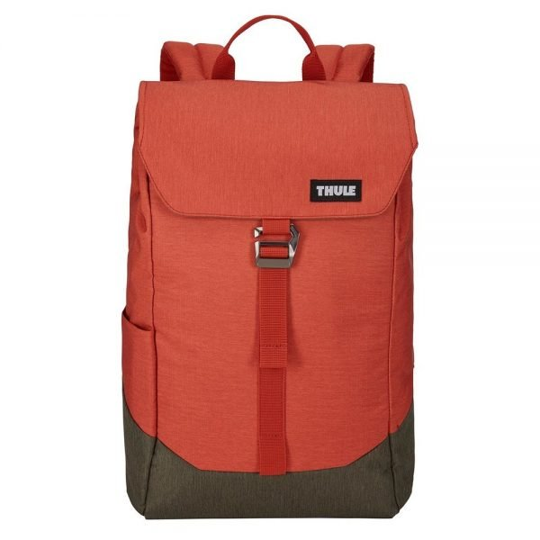 Thule Lithos Backpack 16L rooibos / forest night backpack