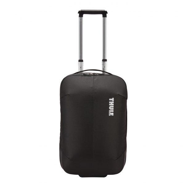 Thule Subterra Carry-On 55 black Zachte koffer