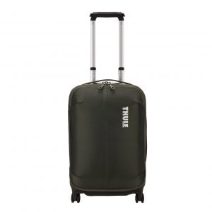Thule Subterra Carry On Spinner dark forest Zachte koffer