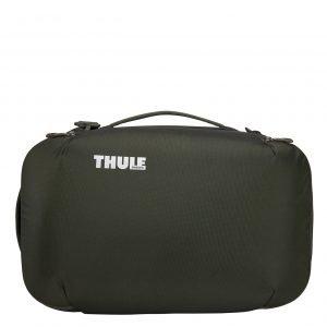 Thule Subterra Convertible Carry On dark forest Weekendtas
