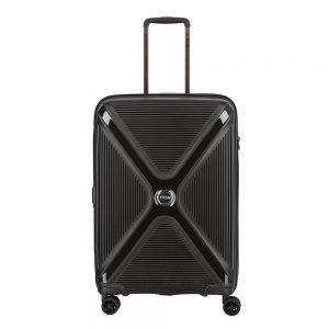 Titan Paradoxx 4 Wiel Trolley M Expandable black uni Harde Koffer