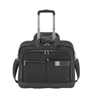 Titan Power Pack 2 wiel Businesswheeler black Zakelijke koffer