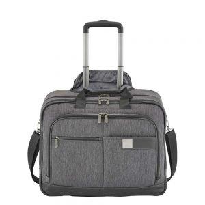 Titan Power Pack 2 wiel Businesswheeler mixed grey Zakelijke koffer