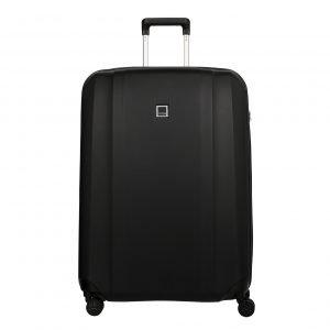 Titan Xenon 4 Wiel Trolley L black Harde Koffer