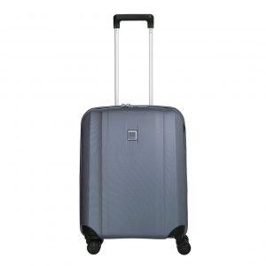 Titan Xenon 4 Wiel Trolley S bluestone Harde Koffer
