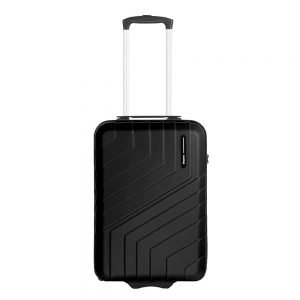 Travelbags Barcelona Handbagage koffer - 55 cm - 2 wielen - black Harde Koffer