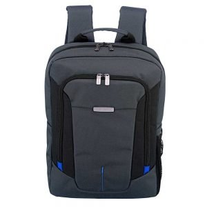Travelite @Work Business Backpack Slim anthracite backpack
