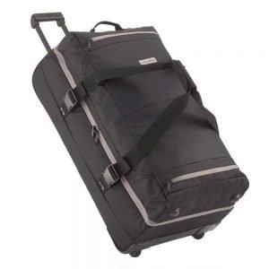Travelite Basics Dubbeldekker Reistas 78 black Trolley Reistas