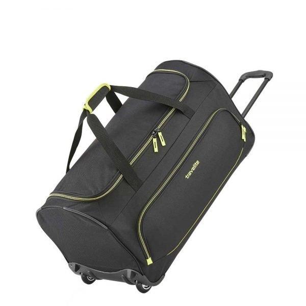 Travelite Basics Fresh Trolley Travel Bag 71 black Trolley Reistas