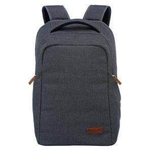 Travelite Basics Safety Backpack anthracite backpack