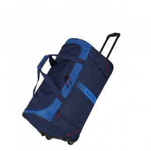 Travelite Basics Wheeled Duffle Active navy Trolley Reistas