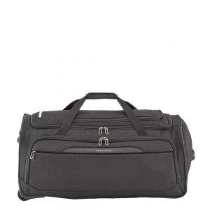 Travelite Crosslite Wheeled Duffle L black Handbagage koffer Trolley