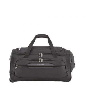 Travelite Crosslite Wheeled Duffle M black Handbagage koffer Trolley