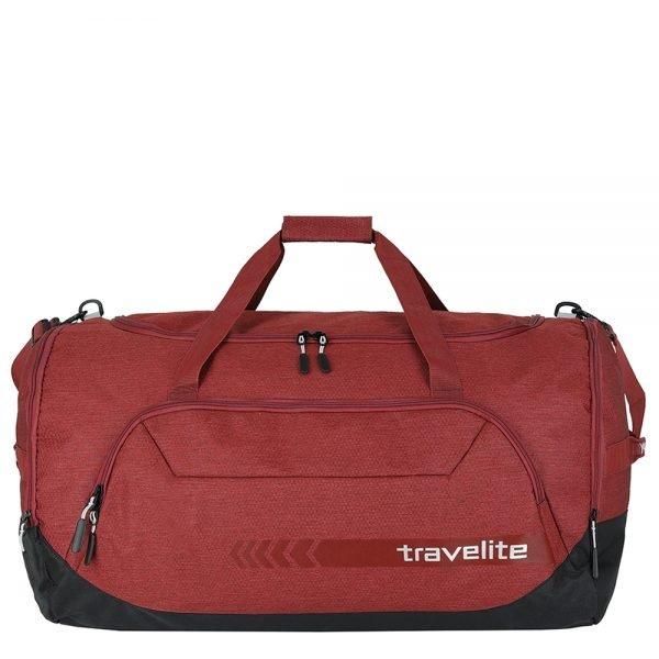 Travelite Kick Off Duffle XL red Weekendtas