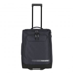 Travelite Kick Off Wheeled Duffle S dark antracite Handbagage koffer Trolley
