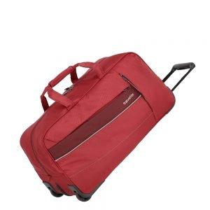 Travelite Kite Wheeled Duffle red Trolley Reistas