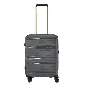 Travelite Motion 4w Trolley S anthracite Harde Koffer