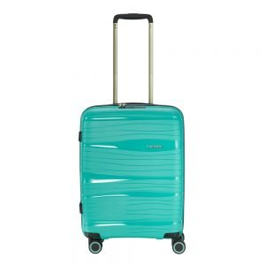 Travelite Motion 4w Trolley S mint Harde Koffer