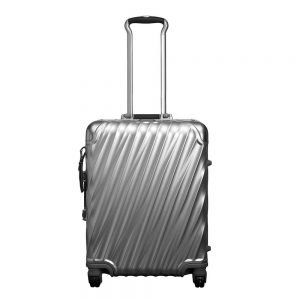 Tumi 19 Degree Aluminium Continental Carry-On silver Harde Koffer