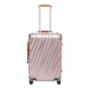 Tumi 19 Degree Aluminium International Carry-On blush Harde Koffer