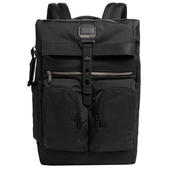 Tumi Alpha Bravo Lance Backpack black backpack