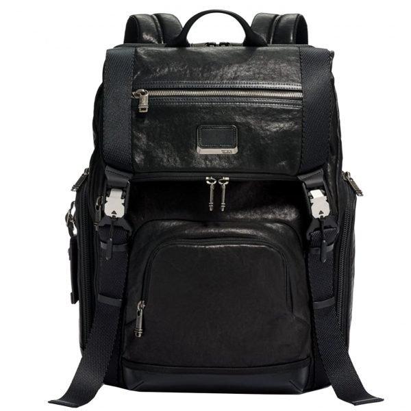 Tumi Alpha Bravo Lark Backpack black backpack