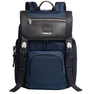 Tumi Alpha Bravo Lark Backpack navy backpack