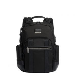 Tumi Alpha Bravo Nathan Backpack black backpack
