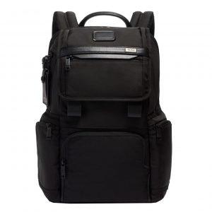 Tumi Alpha Flap Backpack black backpack