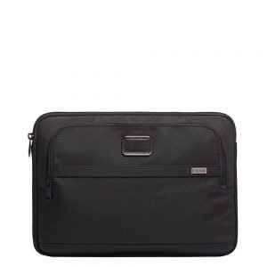 Tumi Alpha Large Laptop Cover black Laptopsleeve
