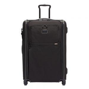 Tumi Alpha Medium Trip Expandable black Zachte koffer