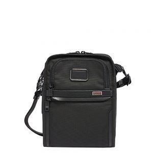 Tumi Alpha Organizer Travel Tote black Herentas