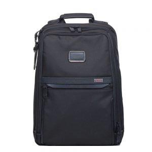 Tumi Alpha Slim Backpack black backpack