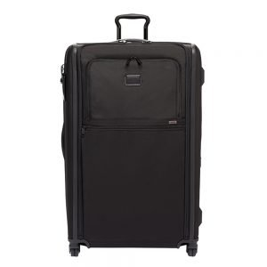 Tumi Alpha World Wide Trip Expandable black Zachte koffer